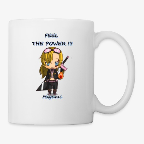 Personnage HayumiGaming - Mug blanc
