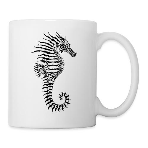Alien Seahorse Invasion - Mug