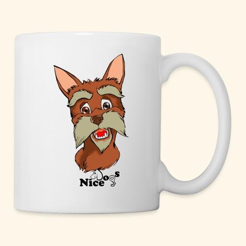 Nice Dogs schnauzer - Tazza