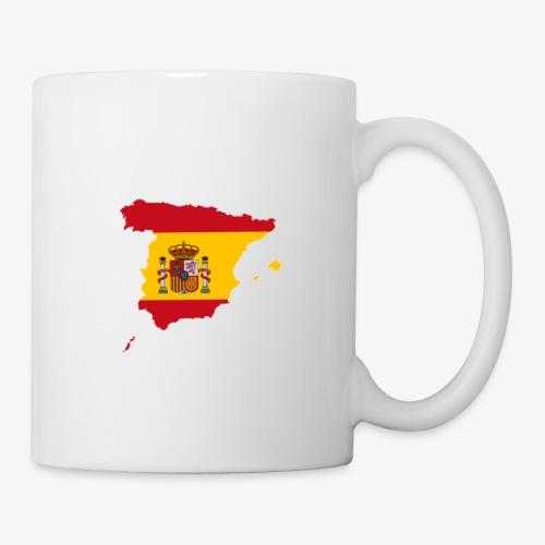 Spanien - Tasse