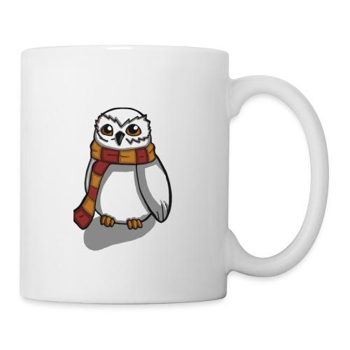 Chouette - Mug blanc
