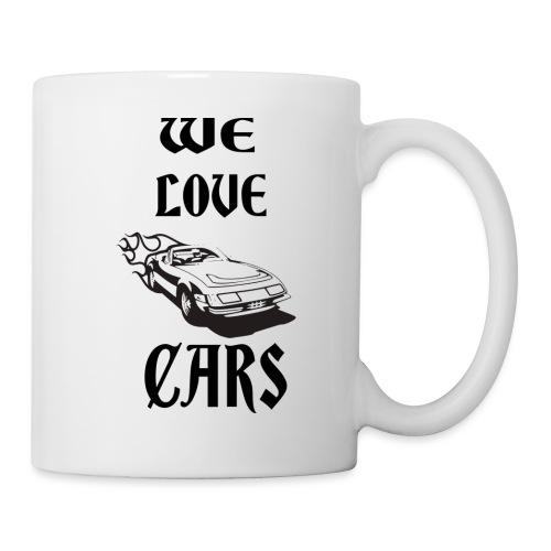 auto fahrzeug garage - Tasse