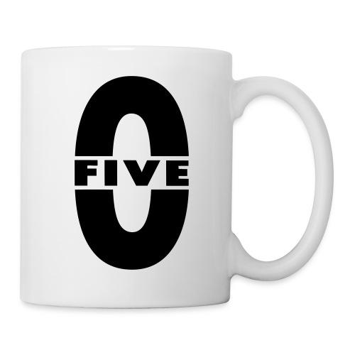 Five0 - Mug blanc