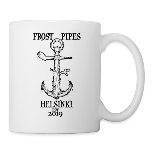 Frost Pipes Anchor - Mug