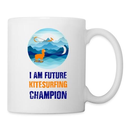 Future kitesurfing champion 1 - Mug
