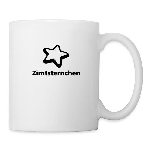 Zimtsternchen - Tasse