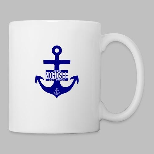 Nordsee Anker Meer geht immer - Tasse