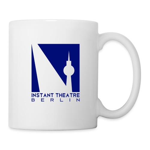 Instant Theater Berlin logo - Mug