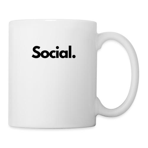 Social Fashion - 'Social' - Mug