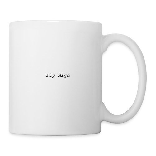 Fly High Design - Mug