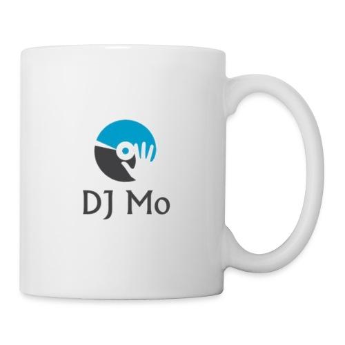 DJMo Logo 02 - Tasse