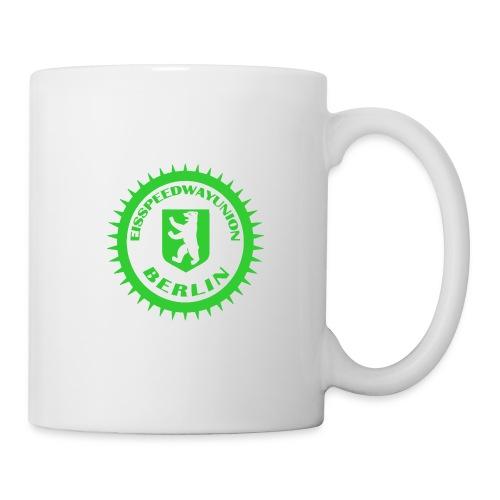 Logo klein ESU transp Green - Tasse