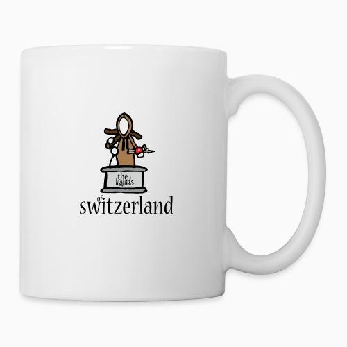 The Legends of Switzerland - 001 - Tasse