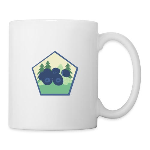 The blueberry forest - Mugg