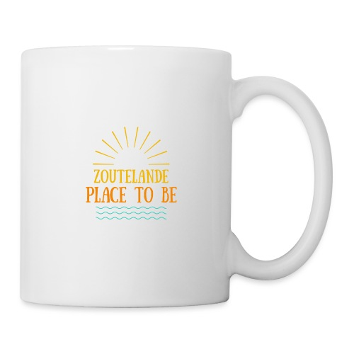 Zoutelande - Place To Be - Tasse