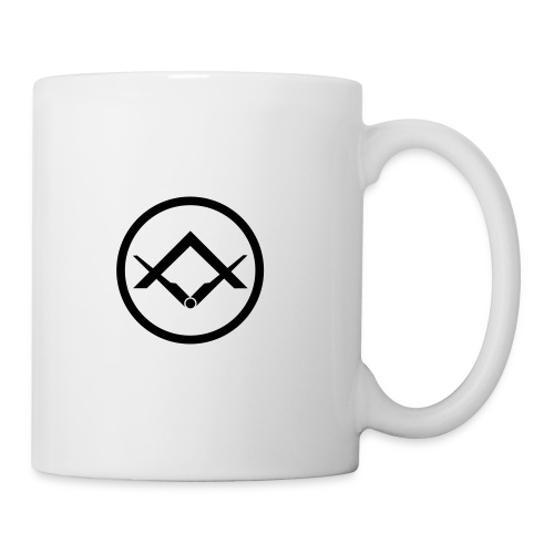 Square and Compass (Swedish Rite) - Mug