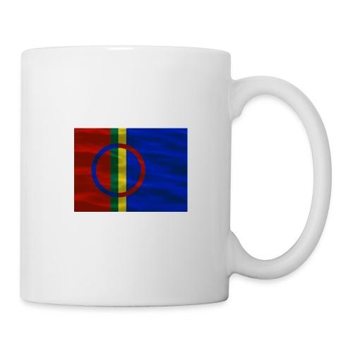 Sapmi flag - Kopp