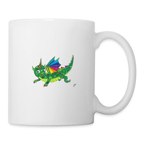 happy dragon - Tasse