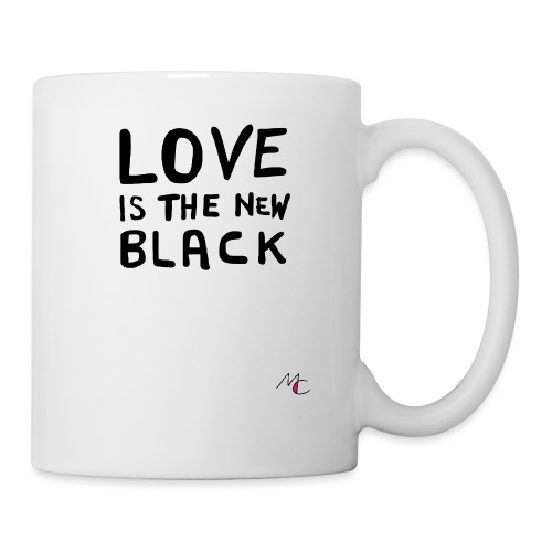 Love is the new black - Tazza