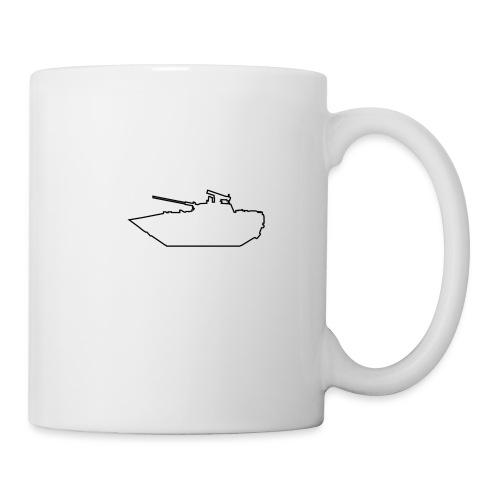 BMP 2 - Mug blanc