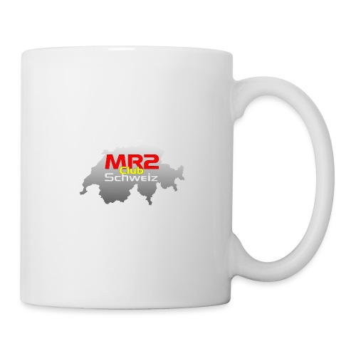 Logo MR2 Club Logo - Tasse