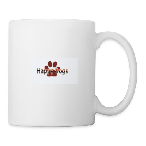 Happy dogs - Tasse