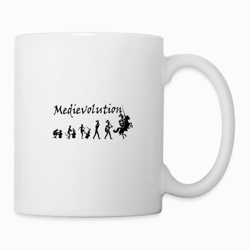 Medievolution - Mug blanc