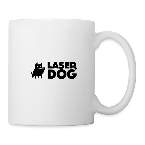 Laser Dog Logo - Mug