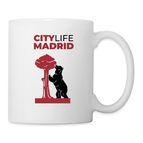 Citylife Madrid Bear and Madroño - Mug