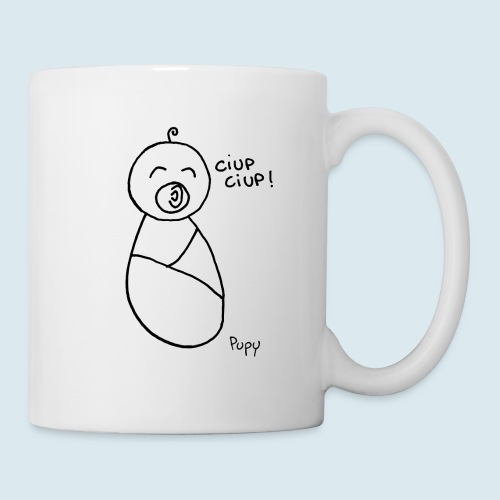 Pupy: ciup ciup! - boy - Tazza