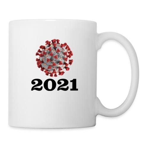 Virus 2021 - Tasse