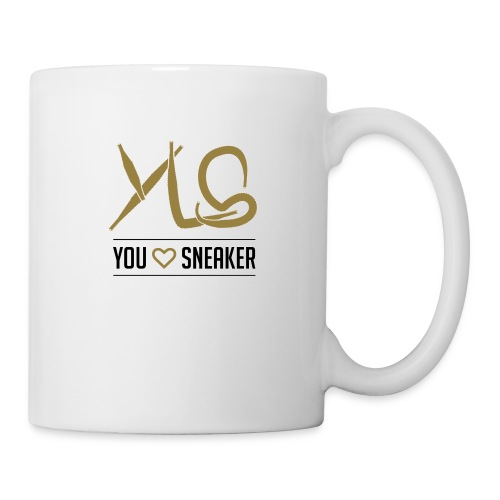 you love sneaker - Tasse