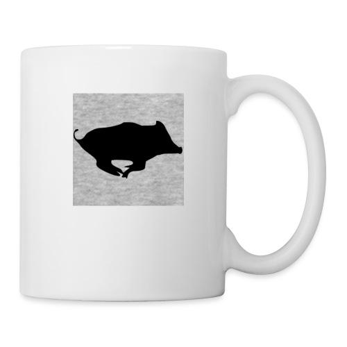 Sanglier - Mug blanc