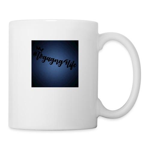 #logagng4life - Mug
