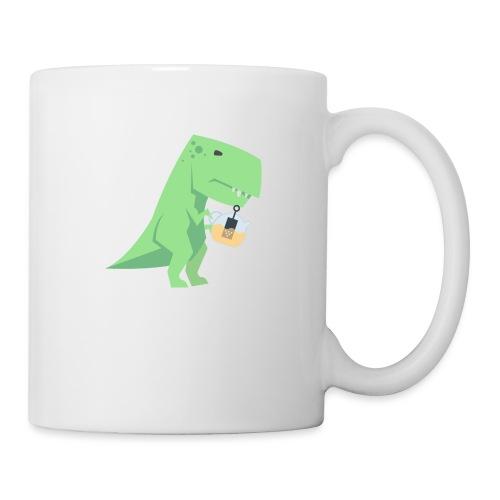 Tea-Saurus - Tasse