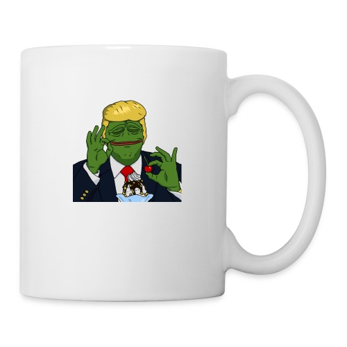 Two Scoops Trump - Mug
