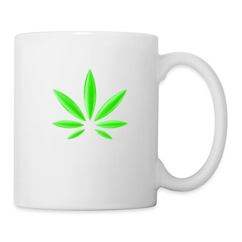 T-Shirt Design für Cannabis - Tasse