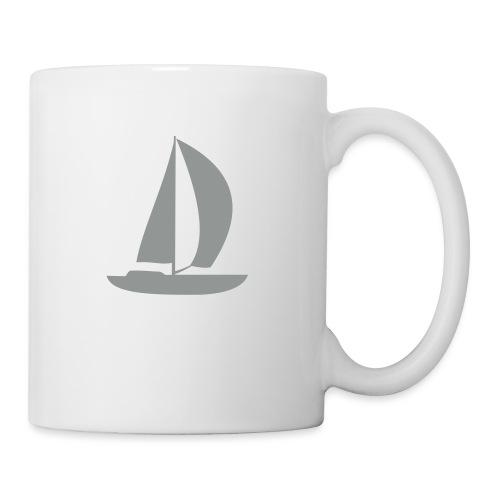 segelboot - Tasse