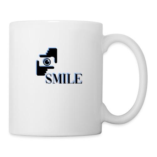 Smile - Mug blanc