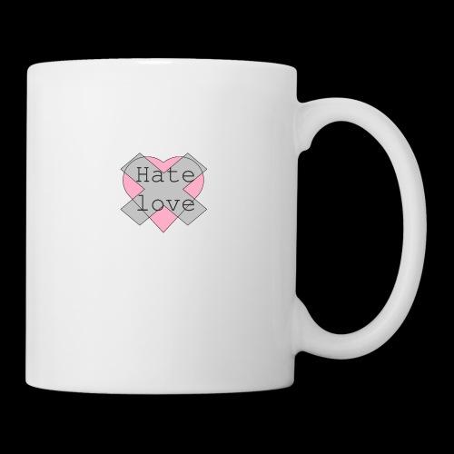 Hate love - Taza