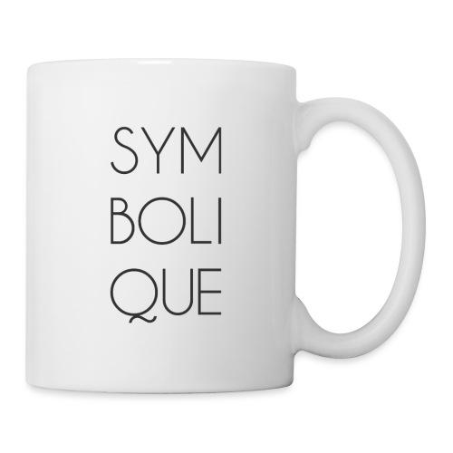 Symbolique - Mug blanc