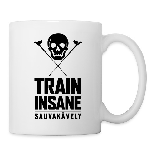 Sauvakävely - Skull t-shirt - Muki