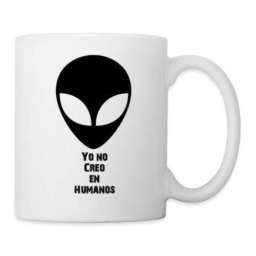 Yo no Creo en Humanos - Taza