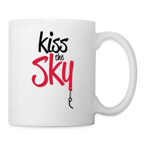Kiss the Sky - Tasse