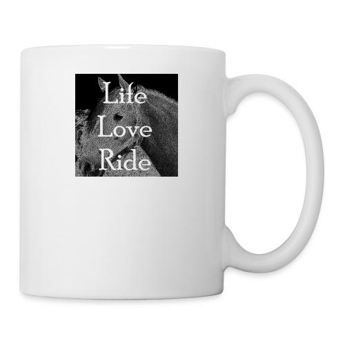 Life Love Ride - Tasse