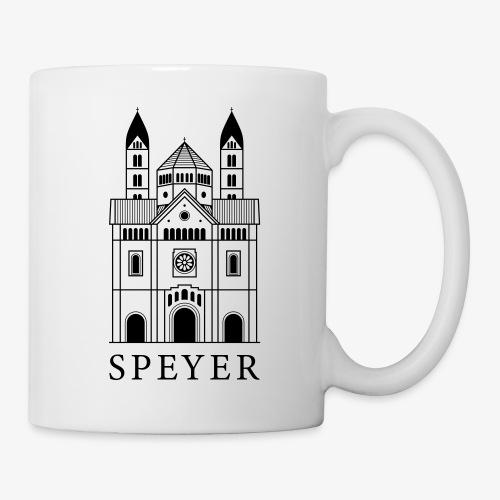 Speyer - Dom - Classic Font - Tasse
