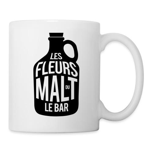 Les Fleurs du Malt le Bar - Mug blanc
