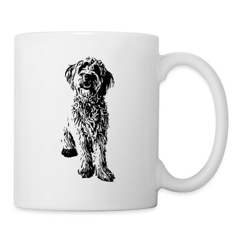 Golden Doodle Hunde Design Geschenkidee - Tasse