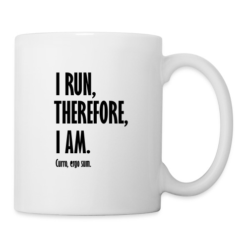 I run therefore I am - Mok