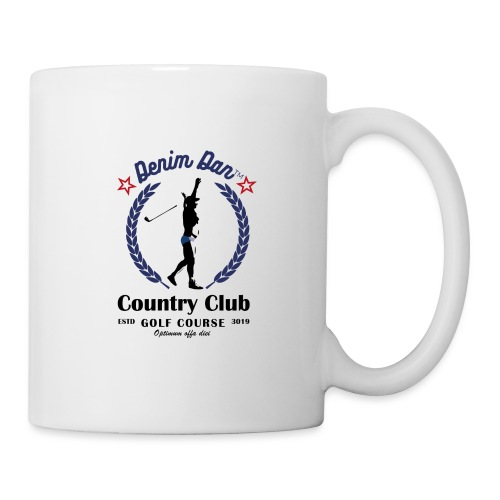 Denim Dan™ Country Club - Mugg